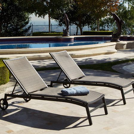 31 best images about chaise lounges on pinterest see for Chaise de patio