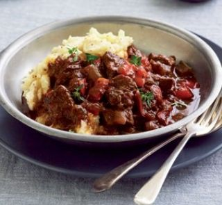 Beef goulash   Healthy Food Guide