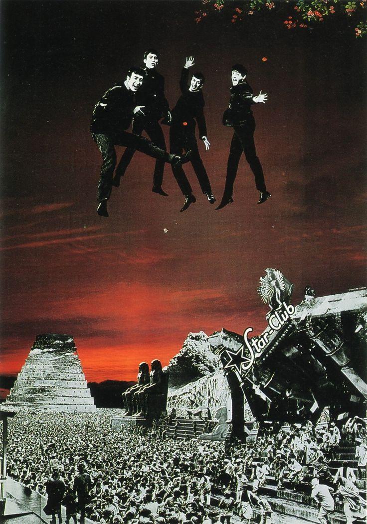 The Beatles - 横尾忠則 (Tadanori Yokoo)