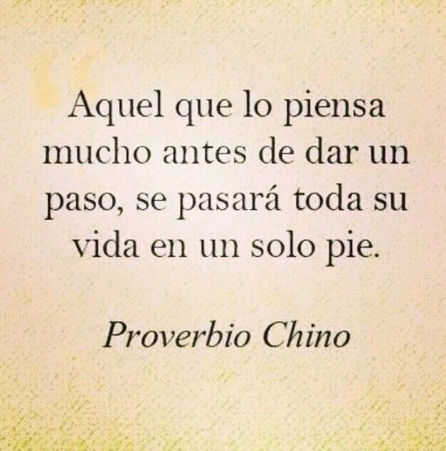 Frases #provervio