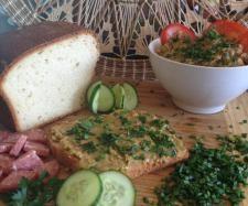 Veggie Salami Spread   Official Thermomix Recipe Community