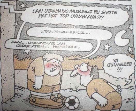 yaa gülmee :)