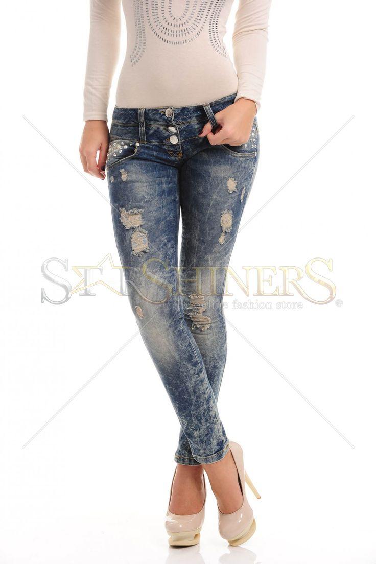 Mexton Clear Definition Blue Jeans