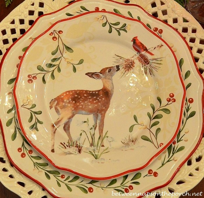 79 Best Better Homes Gardens Holiday Heritage Dinnerware