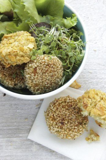 Polpette di quinoa e zucchine. La ricetta