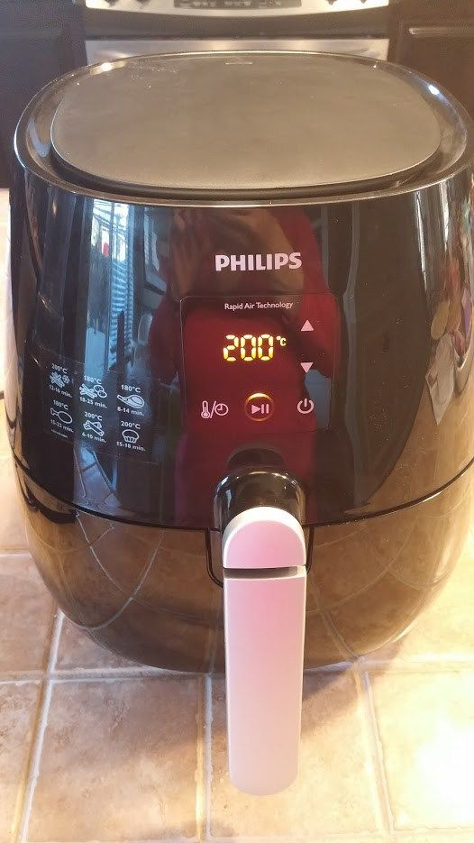 L'Airfryer de Philips : frire les aliments sainement