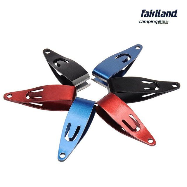 Fairiland | 3Pcs/Lot 4.3cm/1.7in MINI Stainless Steel Fly Fishing Line Nipper