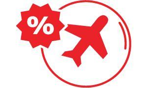 Nuestras mejores promociones cada semana, VivaAerobus, la aerolínea de bajo costo de México