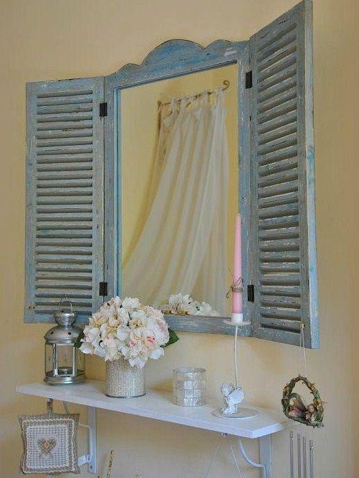 Specchio persiana <3