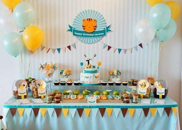 DIY Decoração: Ideias de decorações DIY para festas de aniversário
