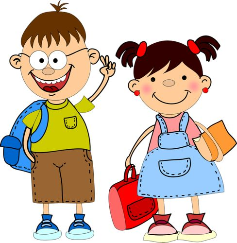 children clip art school - photo #16