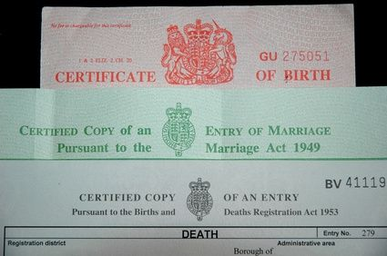 How to Get Copies of a Birth Certificate  Social Security