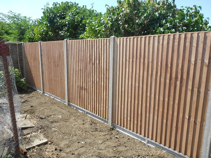6ft Close board fencing / concrete posts & gravel boards £100 Supplied &Fitted in Garden & Patio, Garden Fencing, Fence Panels | eBay