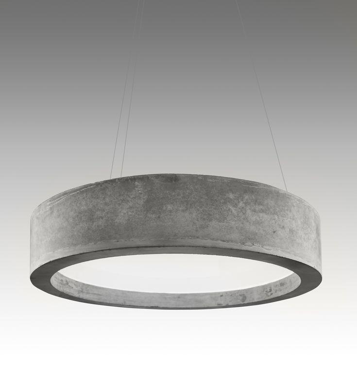 Cement Pendant Lamp — Lucifero's