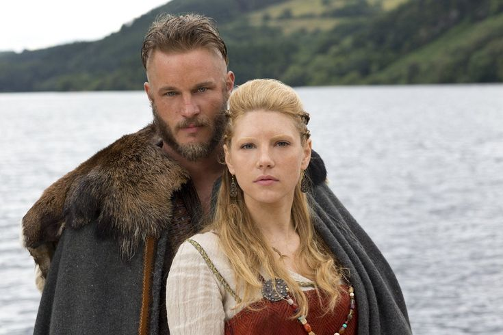 'Vikings': Meet the cast of the History Channel's new series.  Travis Fimmel as Ragnar Lothbrok.