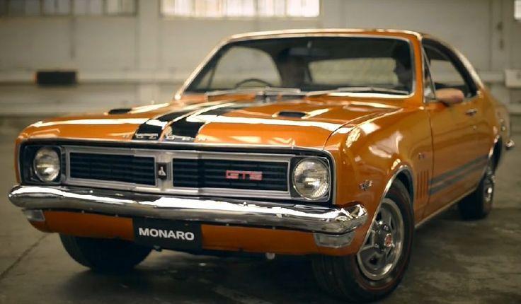 Holden Monaro GTS 1969
