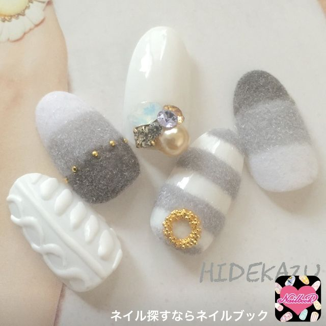 knit, grey, winter                                                       …