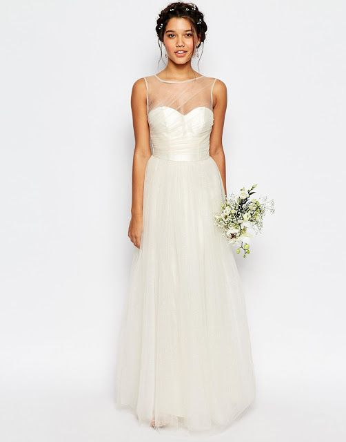 NYC Recessionista: NOW AVAILABLE: The New Asos Bridal Collection Is  Stunning    AND · Chi ChiAffordable Wedding DressesUnique ...