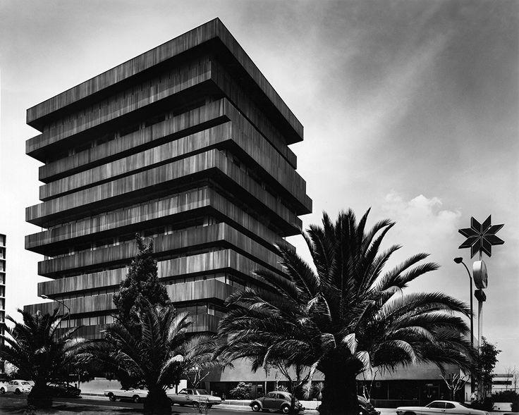 Palmas 555, Mexico City, Mexico, 1975, Arch. Juan Sordo Madaleno