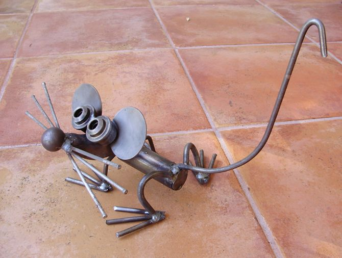 Recycled Metal Garden Decor Ideas | Recycled Things
