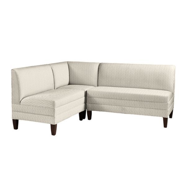 "Tripton Extra Large Upholstered Bench: Bristol Sectional: Corner Bench, 36"" Bench And 48"" Bench"