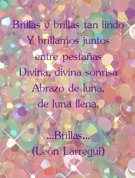 Brillas, León Larregui