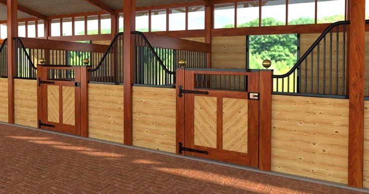 1000 images about my dream horse farm on pinterest for 1 stall horse barn