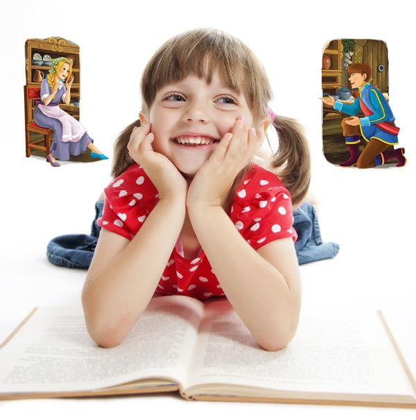 «Aν θέλετε τα παιδιά σας να είναι έξυπνα, διαβάστε τους παραμύθια. Αν θέλετε τα παιδιά σας να είναι περισσότερο έξυπνα, διαβάστε τους περισσότερα παραμύθια.» (Άλμπερτ Αϊνστάιν) Μια φορά κι έναν και...