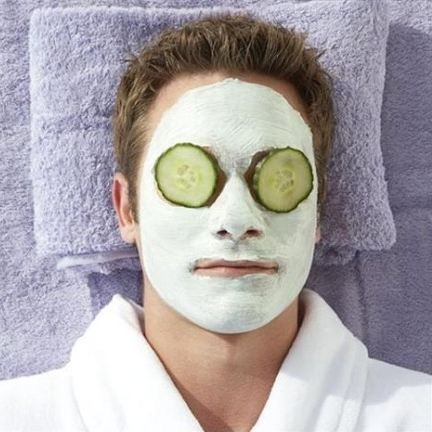 Homemade face packs, face mask for oily skin in Men