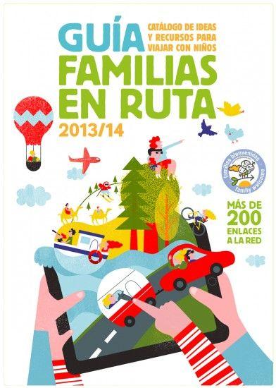 Descárgate gratis la Guia Familias en Ruta para viajar con niños con más de 200 ideas y descuentos.