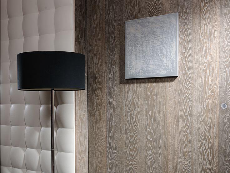 coswick wood flooring on wall