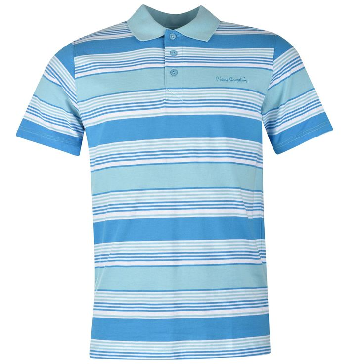 Pierre Cardin | Pierre Cardin YD Jersey Polo Shirt Mens | Mens Polo Shirts