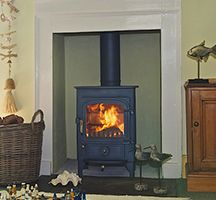 Clearview Stoves are perfect for both contemporary and traditional rooms. Clearview Pioneer 400