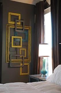 marcos de cuadros para decorar