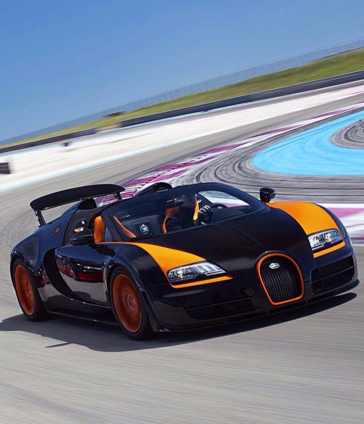 Bugatti Sport: Veyron Grand Sport Vitesse