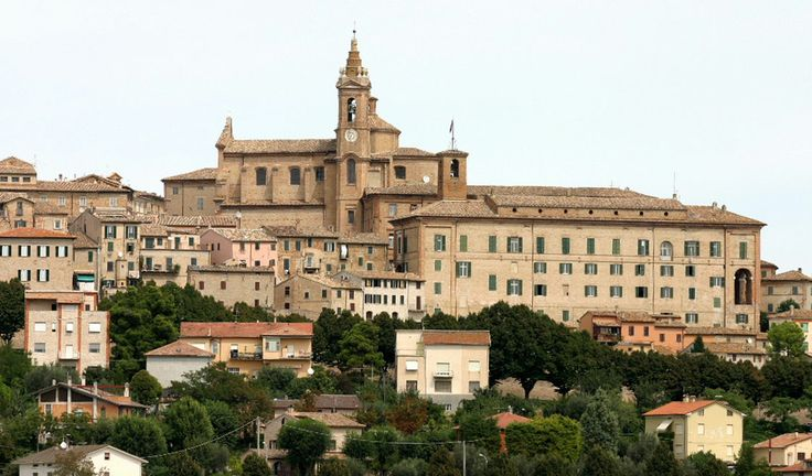 Best small towns to visit in Italy - Corinaldo - Corinaldo is a town in the…