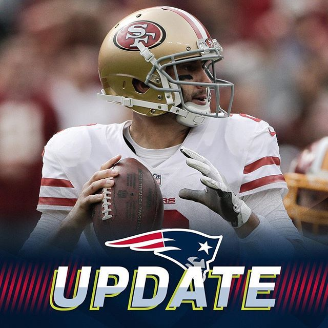 69936fe2b ... Youth San Francisco 49ers Scarlet 2-Piece Cheerleader Set patriots sign  QB Brian Hoyer to 3-year deal.