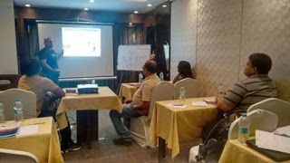 Skillogic is conducting PRINCE2 training classes in Mumbai. Here are some of the photos of training sessions of Skillogic.