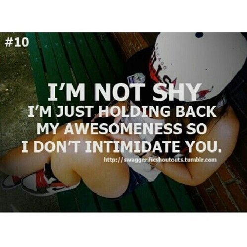 Swag Quotes For Girls About Boys Swag Quotes for Girlss...
