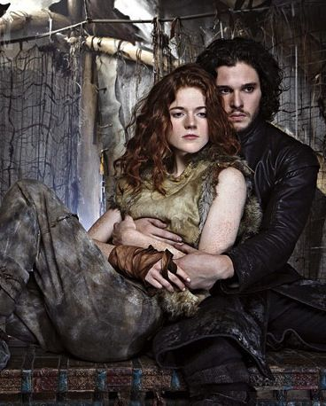 """ygritte jon dating Kit harington and rose leslie are dating, reports tmz the couple was seen """" sucking a little face"""" in a london restaurant earlier this month."""