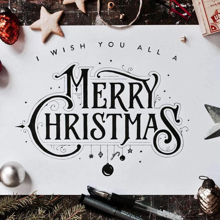 1000+ ideas about Christmas Typography on Pinterest | Paper Plates ...