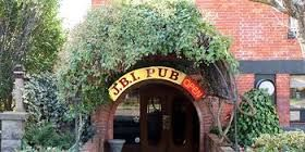 The local watering hole.