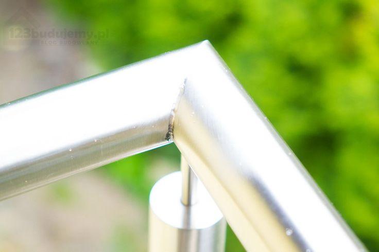 aluminiowa poręcz balkon poręcz bakonowa - Balustrada, Barierka, Balkon, Balustrada Szklana, Balustrada Balkonowa, Ogród, Podjazd, Dach, Podbitka, Uchwyt, Poręcz