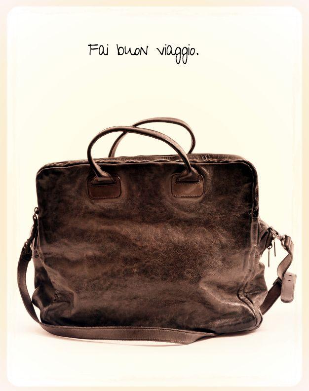 #Borsa Con 3 Scomparti In Pelle #Vintage di Numero10 http://www.marsilistore.it/borse/uomo/borsa-con-3-scomparti-in-pelle-vintage.html #bags #travel #borsadaviaggio