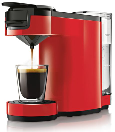 Philips SENSEO Up coffee maker uses more of recycled plastics than probably any other coffee machine on the market today. It helps keep environment healthy [...]