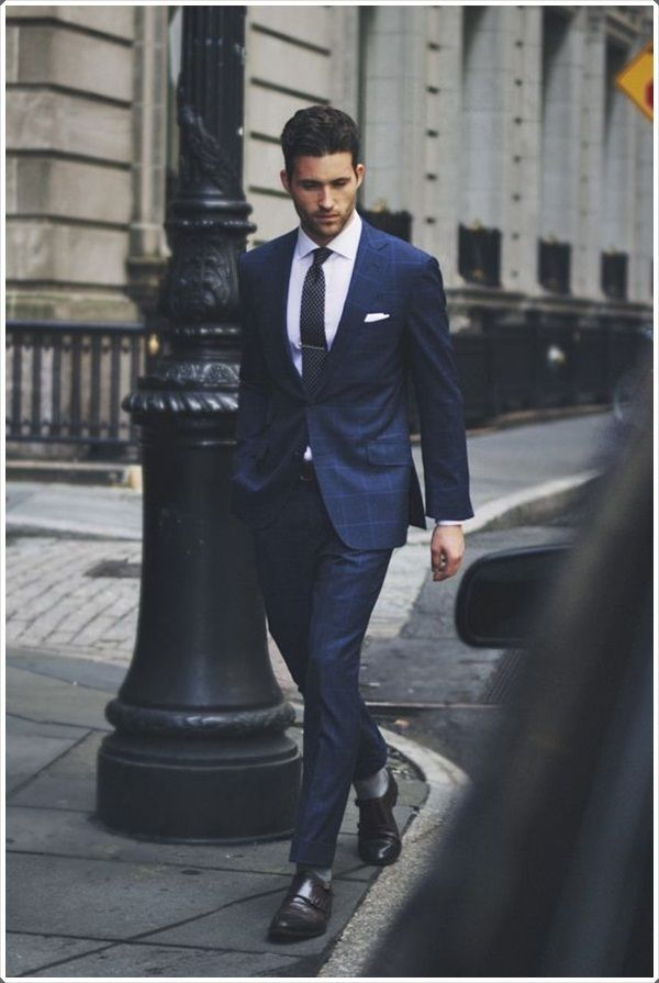 40 Best Blue Men's Suits Combinations to Look More Gorgeousblu
