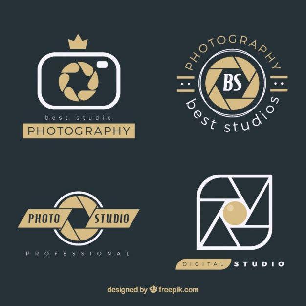 Pacote logos fotografia                                                                                                                                                     Mais