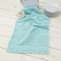 Slip Stitch Dish Towel Free Download Picture can't show how pretty, have to download to see big picture