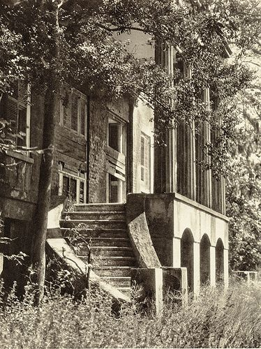 Amerika_58 - Georgia, Savannah. The Hermitage Remains of one of the Most Famous Antebellum Plantations in the South | Flickr - Photo Sharing!