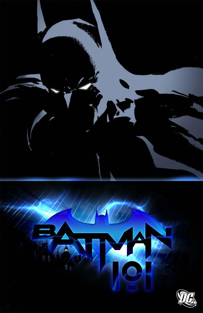Batman 101English | 48 pages | CBR | 24 MB